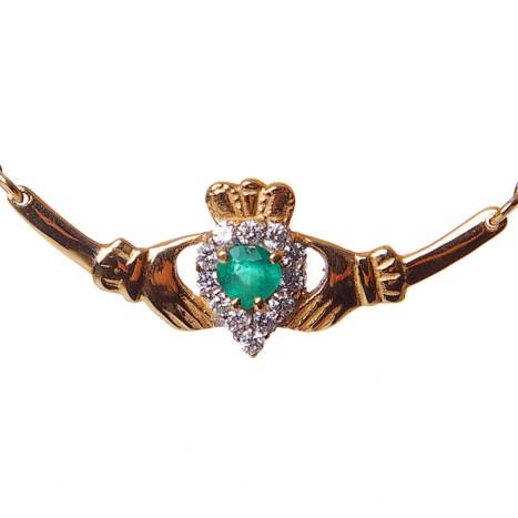 Claddagh-Necklace