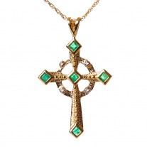 Emerald-Cross