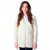 West End Cardigan Natural