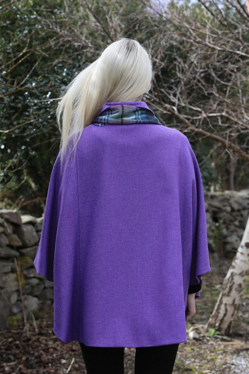 CSS Lilac Cape