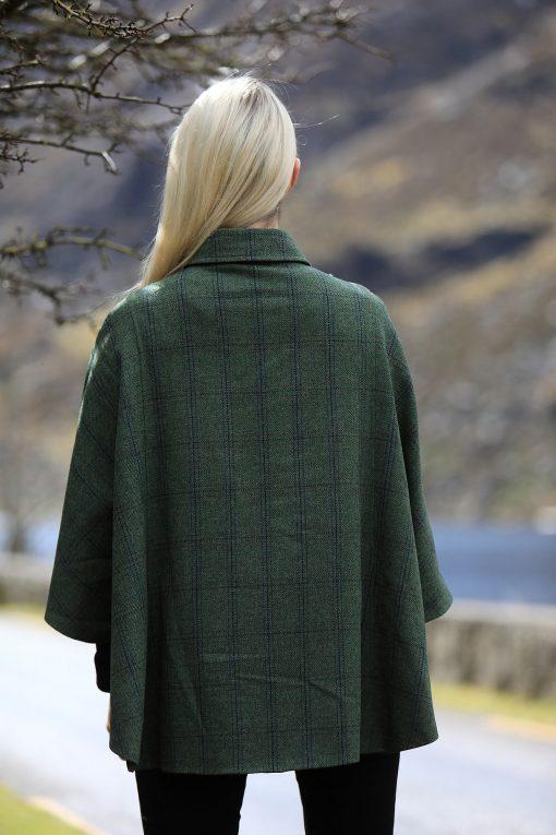 Lovat Green CSS Cape