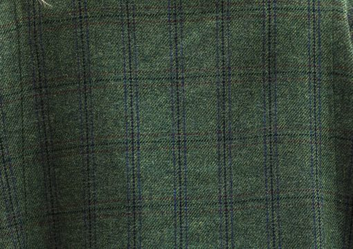 Lovat Green CSS Cape detail