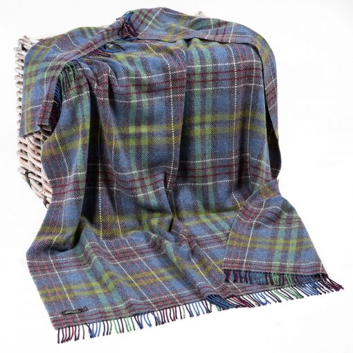 Merino Cashmere Throw 1404