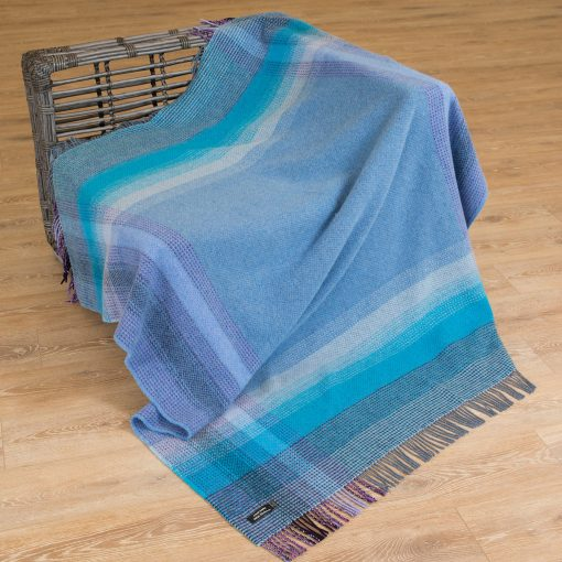 Merino Cashmere Throw 1415