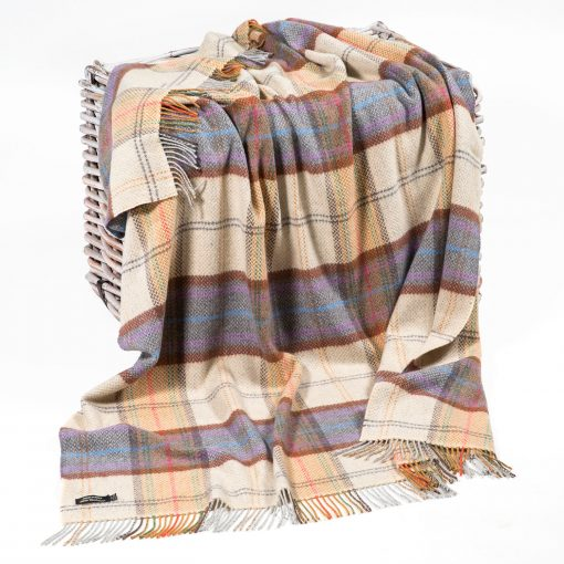 Merino Cashmere Throw 1458