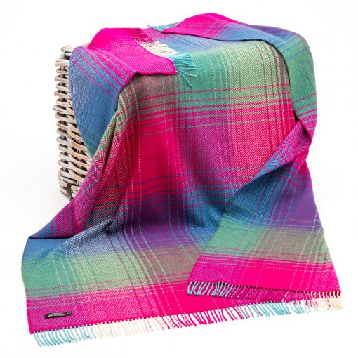 Merino Cashmere Throw 1463