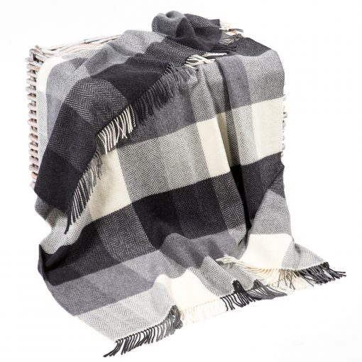 Merino Cashmere Throw 1486