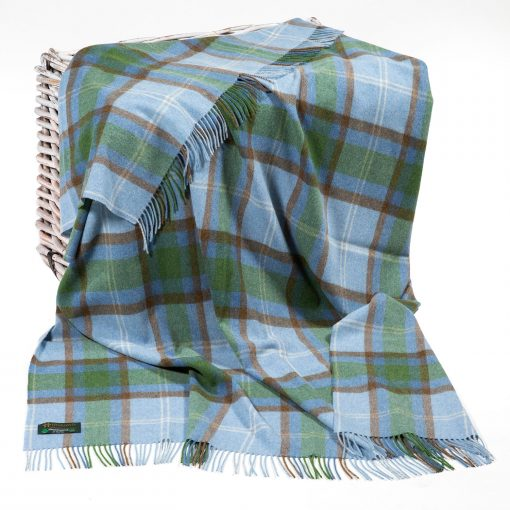 Lambswool Throw 655