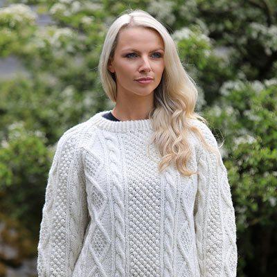 Irish Handknit Sweaters