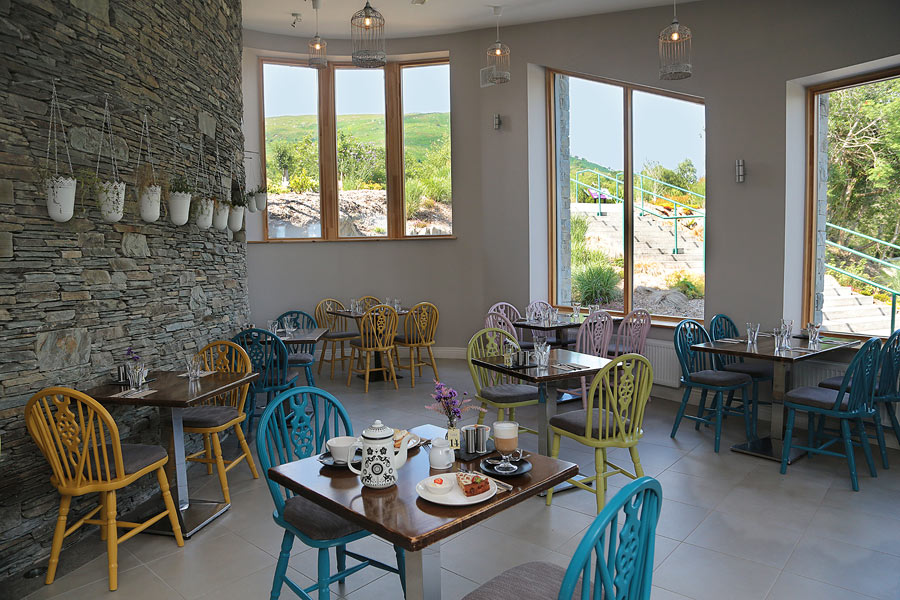 Heather Restaurant Gap of Dunloe