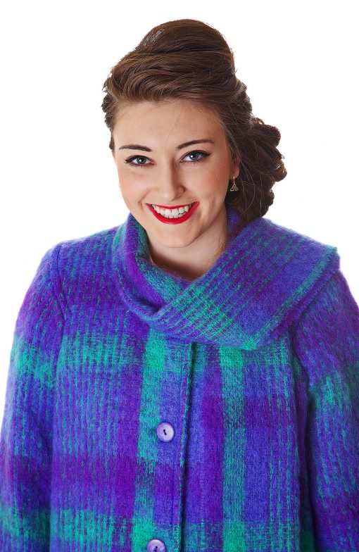 Ladies Mohair Jacket