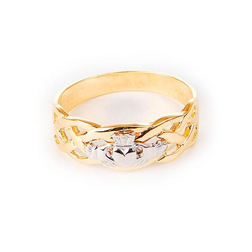 Ladies Unity Claddagh Ring