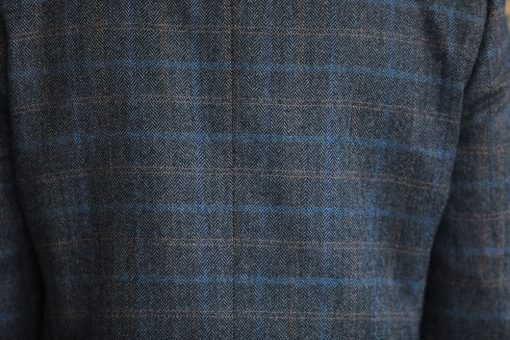 Magee Tweed Sportsjacket detail