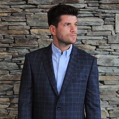 Men's Tweed Sports Jackets