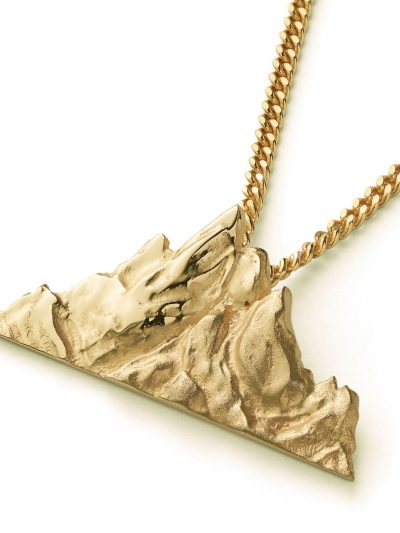 skelligs Irish gold pendant