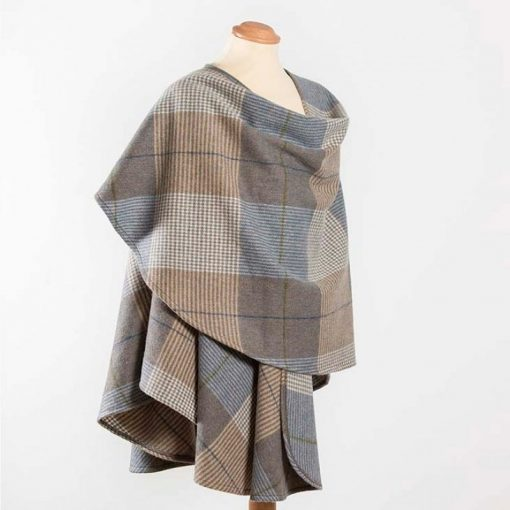 Lambswool Wrap 616