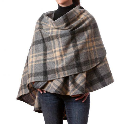 Lambswool Wrap 661
