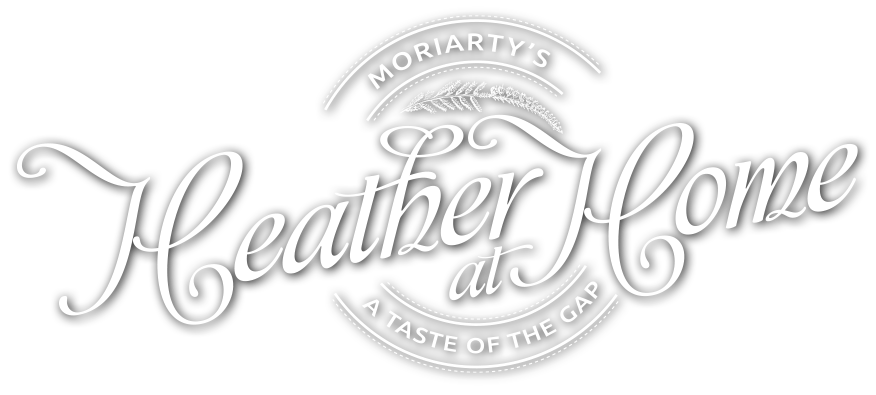 Heather at home logo