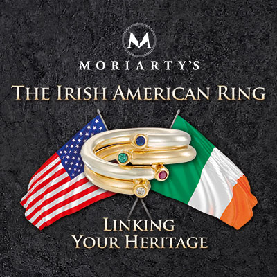 Irish American Ring
