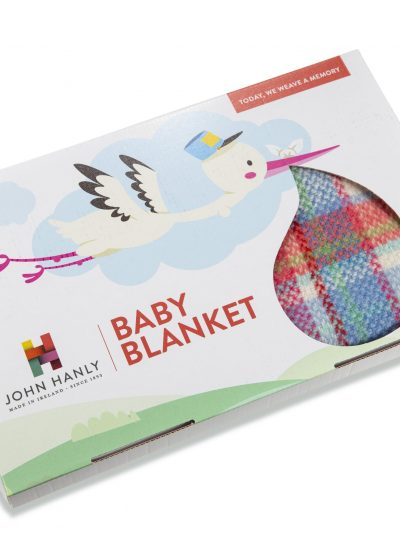 Gift Boxed Baby Blanket