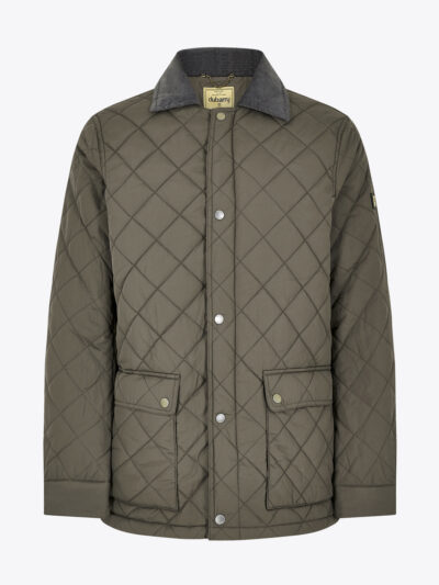 mens dubarry quilted jacket