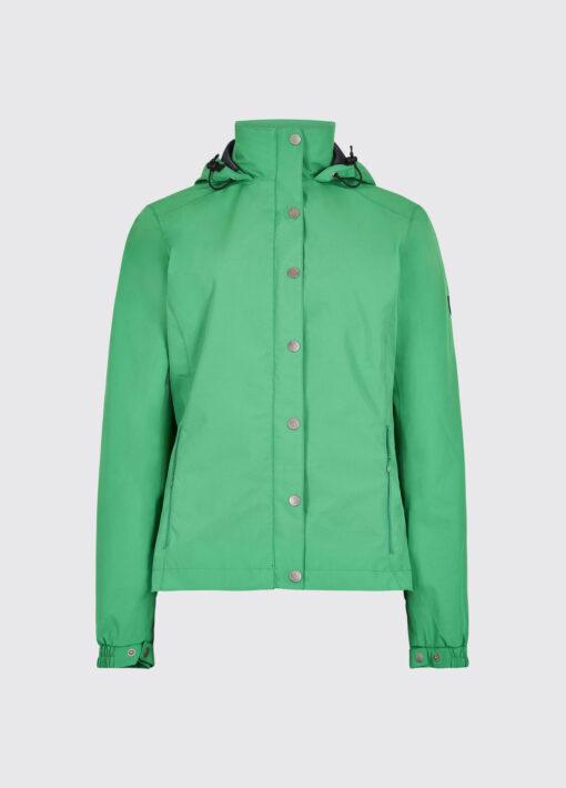 dubarry Baltimore waterproof jacket green