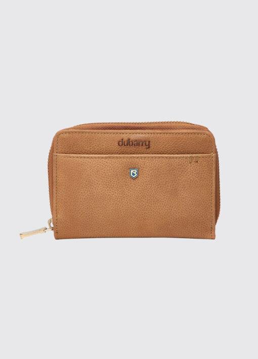 tan purse dubarry
