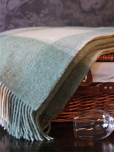 Wool Knee Blanket